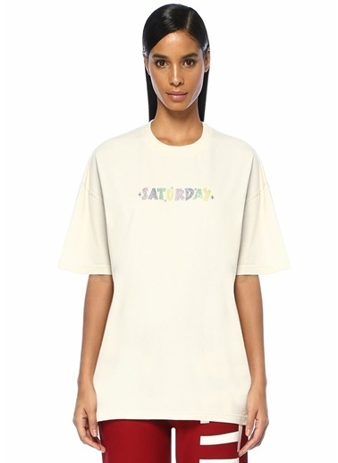 Vetements Tişört Renkli